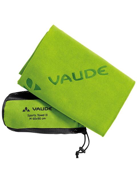 VAUDE Sports II Towel S pistachio